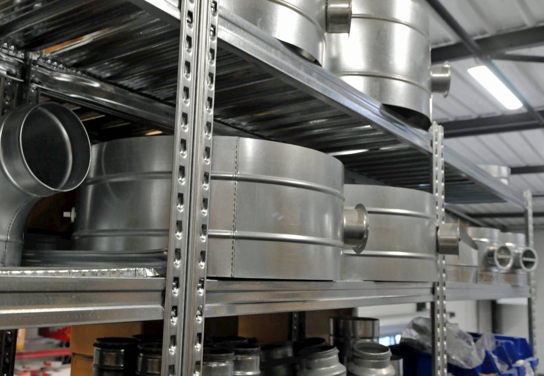 FIBC Dreux - Fourniture industrielle de gaine et supportage
