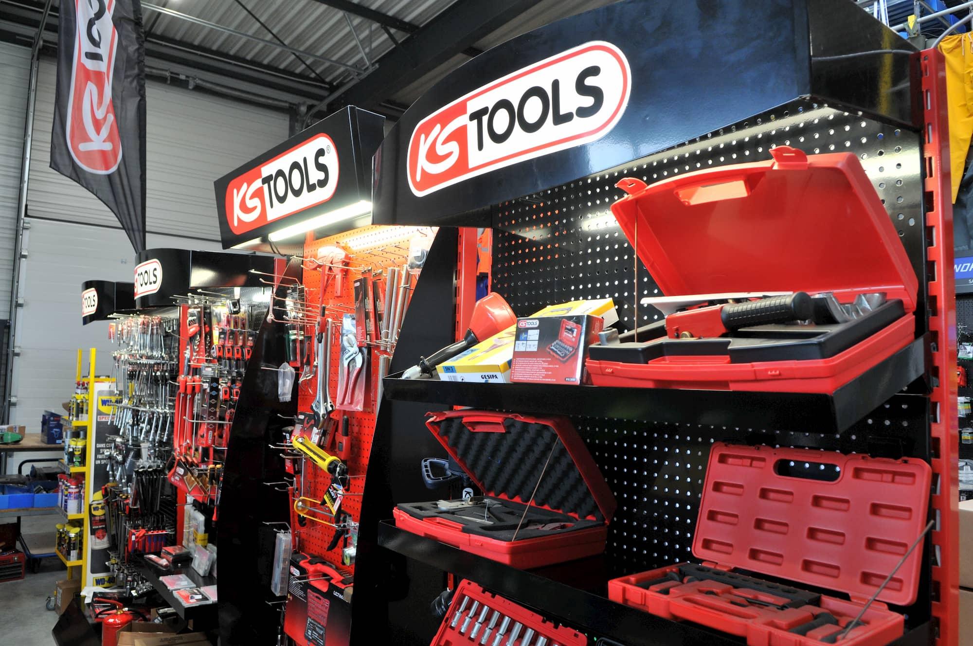 FIBC Dreux - Outillage de la marque KS Tools pour le professionnel
