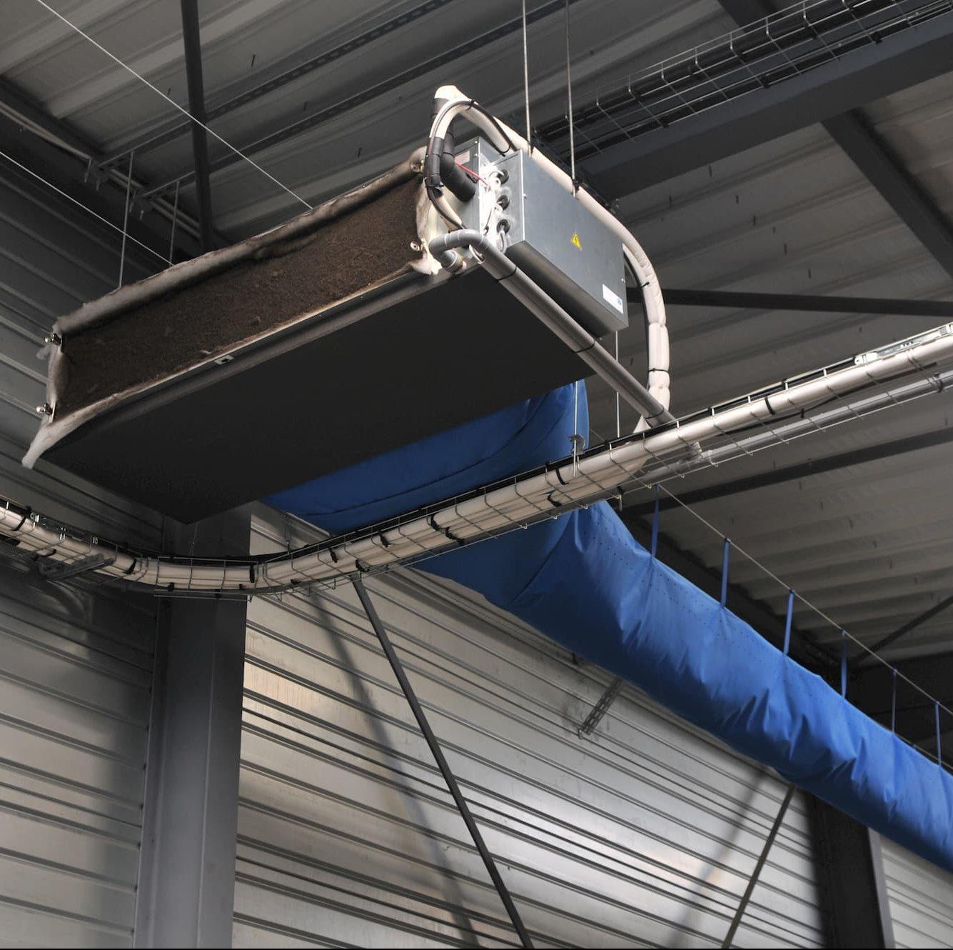FIBC vous propose du matériel pour le traitement de l'air (VMC, climatisation…)